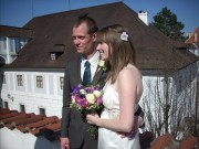 Rebecca&Tim April 2009
